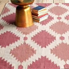 aztec print rug print rug west elm phoenix wool on tribal print print aztec print outdoor