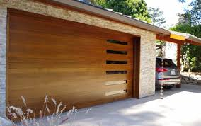 modern garage doors. Garage Doors Modern Tinted Horizontal Inlay Glass Modern Garage Doors