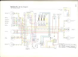 index wiring diagram for kh250