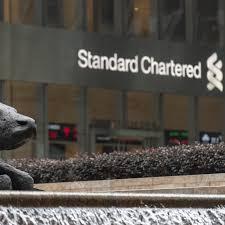 Material Standard Chart Standard Chartered Third Quarter Profit Beats Estimates In