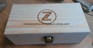 china the retroing pine wooden box wooden tea box with glass lid china ng box gift box