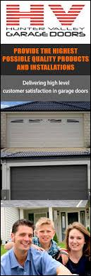 hunter garage doorsHunter Valley Garage Doors  Garage Doors  Fittings  Rutherford