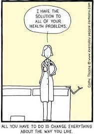 free funny cartoons about health yahoo image search results