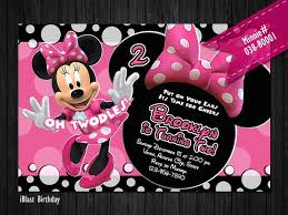 Free Minnie Mouse Birthday Invitations 21 Minnie Mouse Invitation Templates Ai Psd Word Free