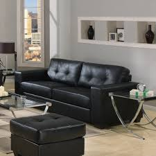 Living Room Black Sofa Black Sofas Always Has Classic Style Its Never Die Home Design