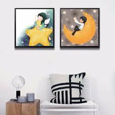 popular modern nursery artbuy cheap modern nursery art lots from