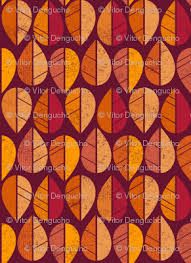 Fall Patterns Gorgeous Fall Colors Pattern Fabric Chunkydesign Spoonflower