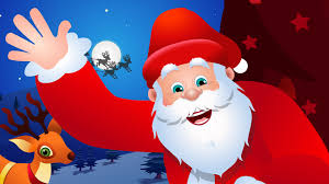 Christmas For Kids The Spirit Of Christmas Santa Claus Is Coming To Town