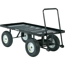 garden cart tires steel jumbo wagon lb capacity x heavy duty rubbermaid dump replacement parts tractor