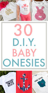 this collection of 30 baby onesies is my one stop