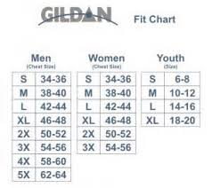 Gildan Tee Shirt Size Chart 20 Unique Gildan Shirt Size Chart