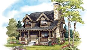 Cabin Home Plans Designs Homeplans