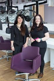 Salon Manager Salon Model First For A College In Scotland City Of Glasgow College