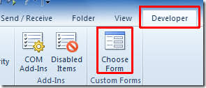 Email Templates In Outlook 2010 Create Use Email Templates In Outlook 2010