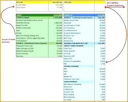 how to create expense reports in excel credit card expense report template