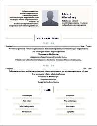 20 Free Resume Word Templates To Impress Your Employer - Responsive ...