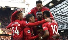 Stadium, arena & sports venue in london, united kingdom. Manchester United 2 1 West Ham United Premier League As It Happened Football The Guardian