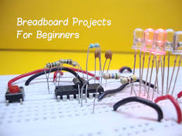 picture of 10 breadboard projects for beginners