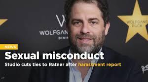 Studio cuts ties to director Ratner after harassment report [Video]
