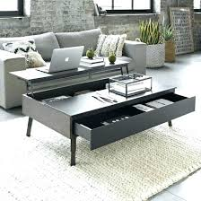 lift top coffee table with storage pop up storage coffee table lift up coffee table for