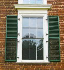 Building Exterior Shutters All About Exterior Window Shutters