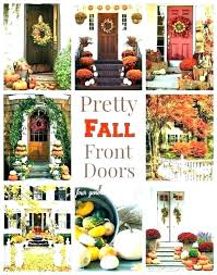 fall decor outdoor decoration for autumn door decorations wedding durban primitive fall decor