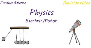 electric motor physics. P3: Electric Motor (Revision) Physics R