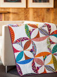Orange Peel Quilt Pattern