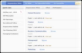 Wikis Business Introducing Zoho Wiki 2 0 Zoho Blog