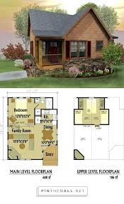 good small cottage floor plans and small cabin designs with loft tiny house love small cabin