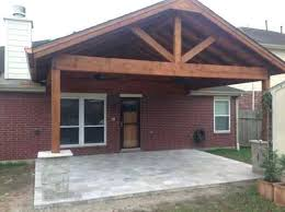 Attached covered patio designs Back Yard Patio Patio Roof Designs Plans Modern Patio Roof Designs Plans Inspirational Patio Design Gable Roof Patio Cover Garden Decors Patio Roof Designs Plans How To Build Wood Patio Cover Patio Cover