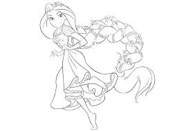 Coloring Pages Baby Princess Ariel Coloring Pages Free For
