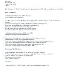 Here is download link for this Sample Medical Insurance Agent Resume,