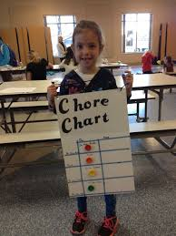 Chore Charts Girl Scout Troop 2214