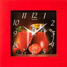 <b>Настенные часы Салют</b>