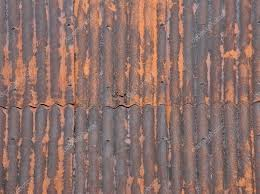 rusty corrugated iron roof background texture photo by bond138