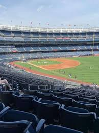 Yankee Stadium Seating Chart Pinstripe Bowl Yankee Stadium Section 210 Home Of New York Yankees New