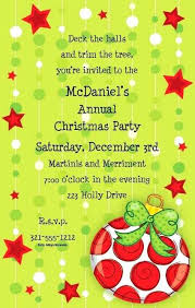 Christmas Invitation Template Beauteous Christmas Dinner Invite Wording Funny Invitation Messages For