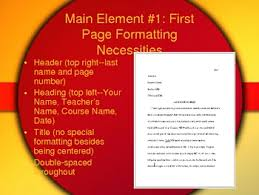 Mla Format Powerpoint By Guide On The Side Teachers Pay Teachers
