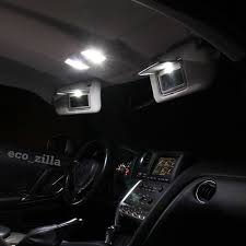 For 2002 2006 Acura Rsx White Led Interior Light Replacement