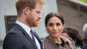 Prince harry gives meghan reassuring hug ahead of coach core awards. Harry And Meghan Think Again Another Year In The Royal Family Ruetir