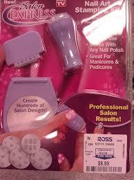 Best Nail Art Stamping Kit - Pccala