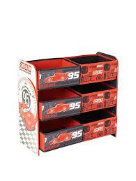 Disney Cars 6 Bin Storage Unit   Very.co.uk