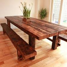 Unique Wooden Kitchen Tables With Classic Vintage Square Reclaimed - Dining room tables reclaimed wood