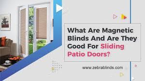 for sliding patio doors