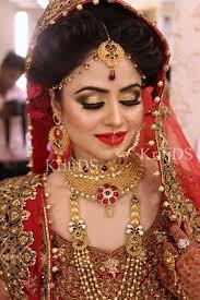 bride makeup photo 1