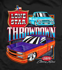 LST 2019 Event Shirts