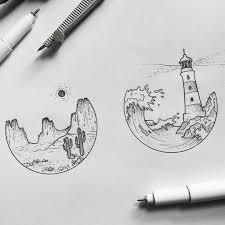 тату и эскизы татуировки In 2019 рисунки круглые татуировки