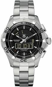 roberto cavalli r7253116525 diamond time men s analog date clear men s watch · tag heuer aquaracer caf1010 ba0821