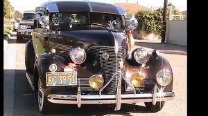 Dan Coker's 1939 Chevrolet Master Deluxe - YouTube
